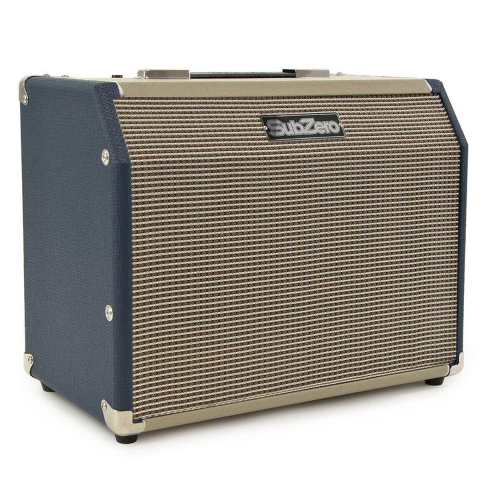Subzero 25w Acoustic Guitar Amp With Chorus Acoustic Guitar Amp Guitar Amp Acoustic Guitar