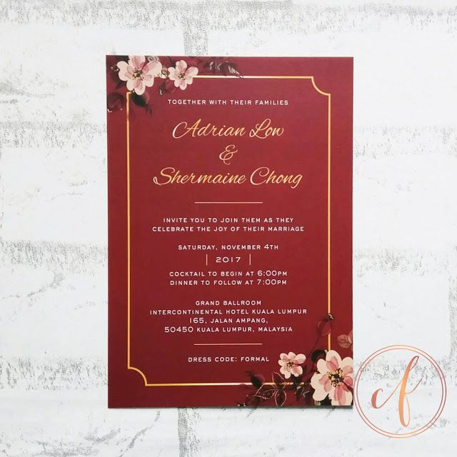 Modern Chinese Wedding Cards Wedding invitations Pinterest - fresh invitation unveiling of tombstone