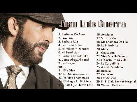 Juan Luis Guerra Bachata Rosa