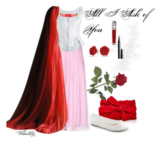 """Christine Daae Dressing Gown: All I Ask Of You-Christine Daae From """"The Phantom Of The"""