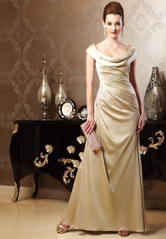 Jade Couture K158009 Mother Of The Bride Dress - The Knot ...