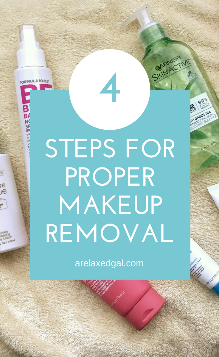 How I Remove My Makeup Every Night Skin bleaching
