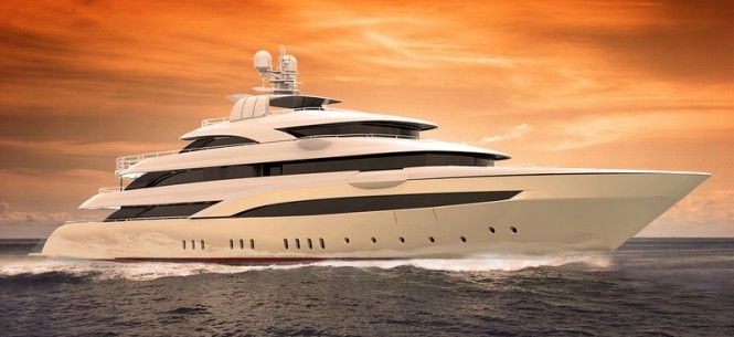 The Magnificent 72-Meter O'Pari 3 by Golden Yachts