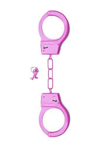 Shots Toys Metall Handschellen rosa, 1 Stück