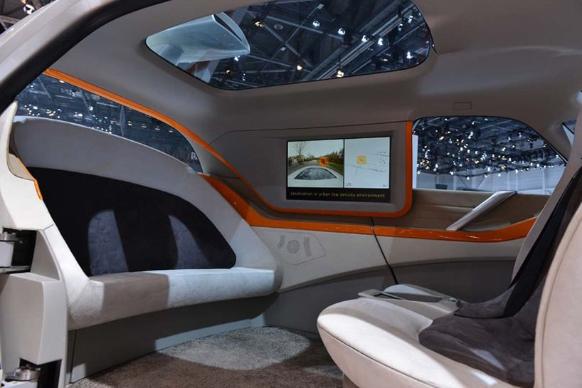 akka link go 2 0 electric self driving concept car designed for the city of the future. Black Bedroom Furniture Sets. Home Design Ideas