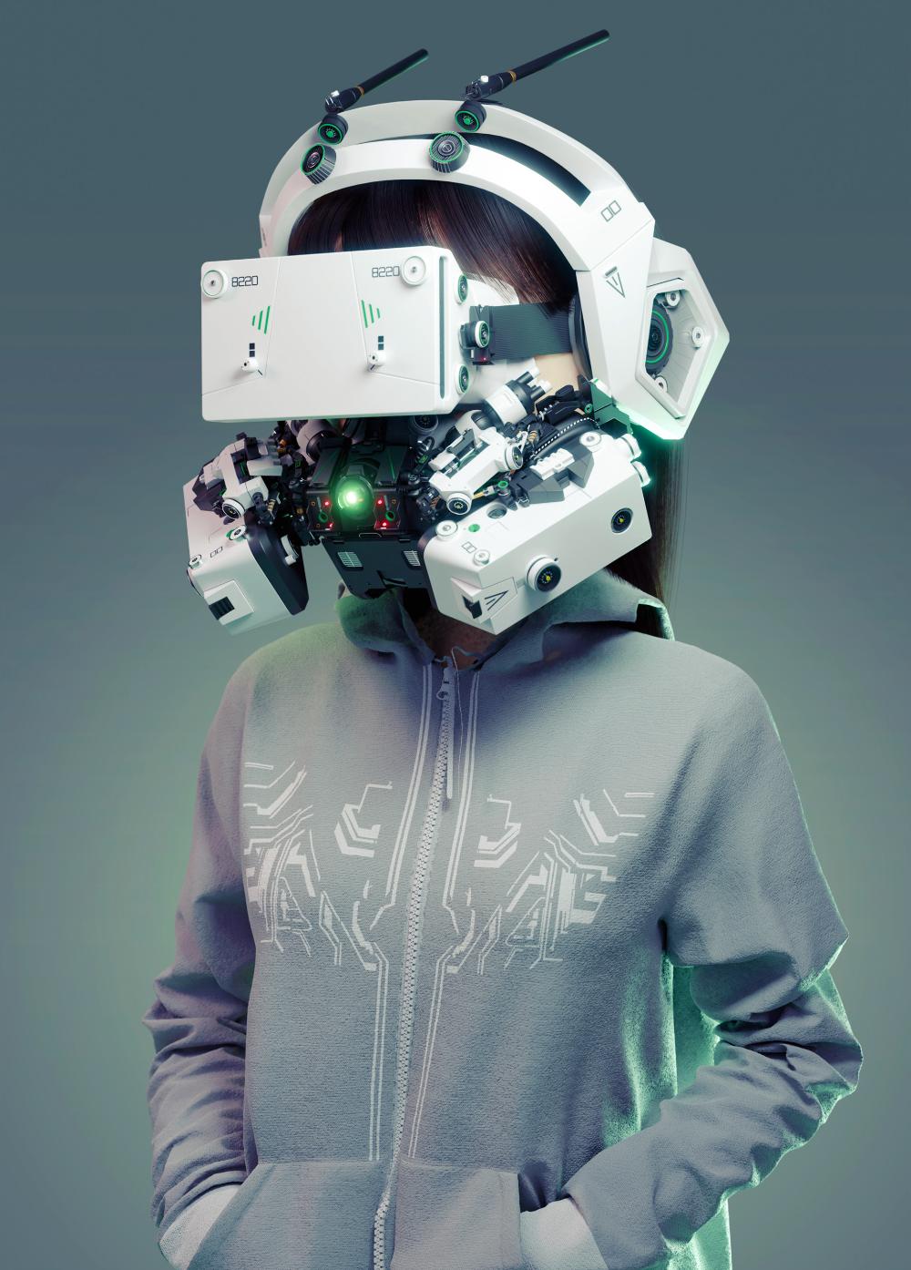 ArtStation Virtual Reality, Pablo Dobarro in 2020