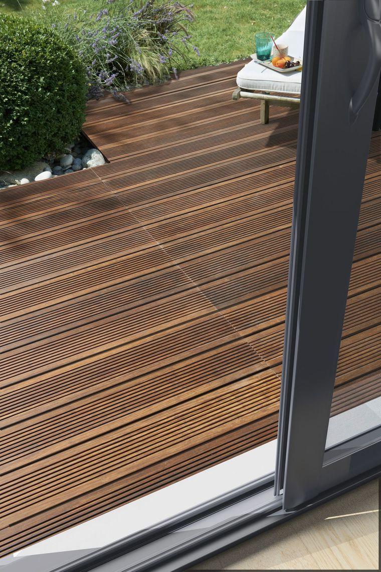 Bois Rétifié Prix M2 terrasse bois et bois composite | balcony design, small