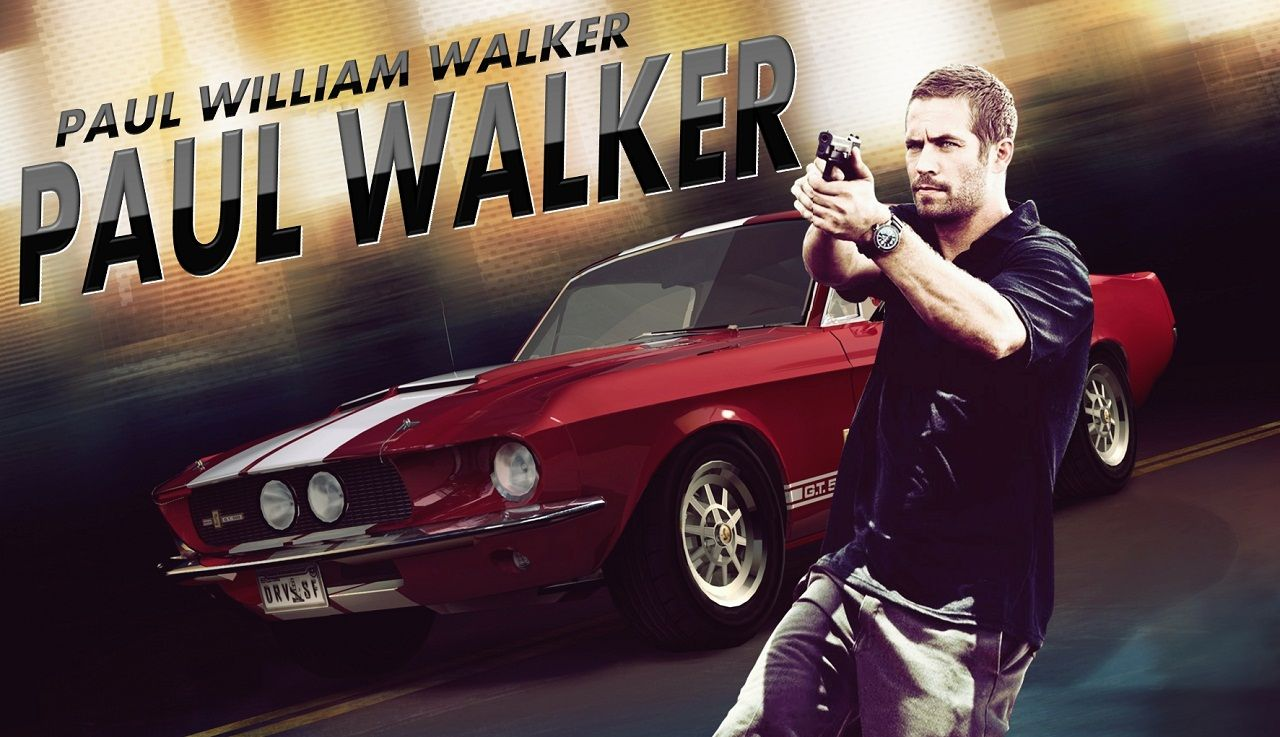 Fast And Furious Paul Walker Wallpaper