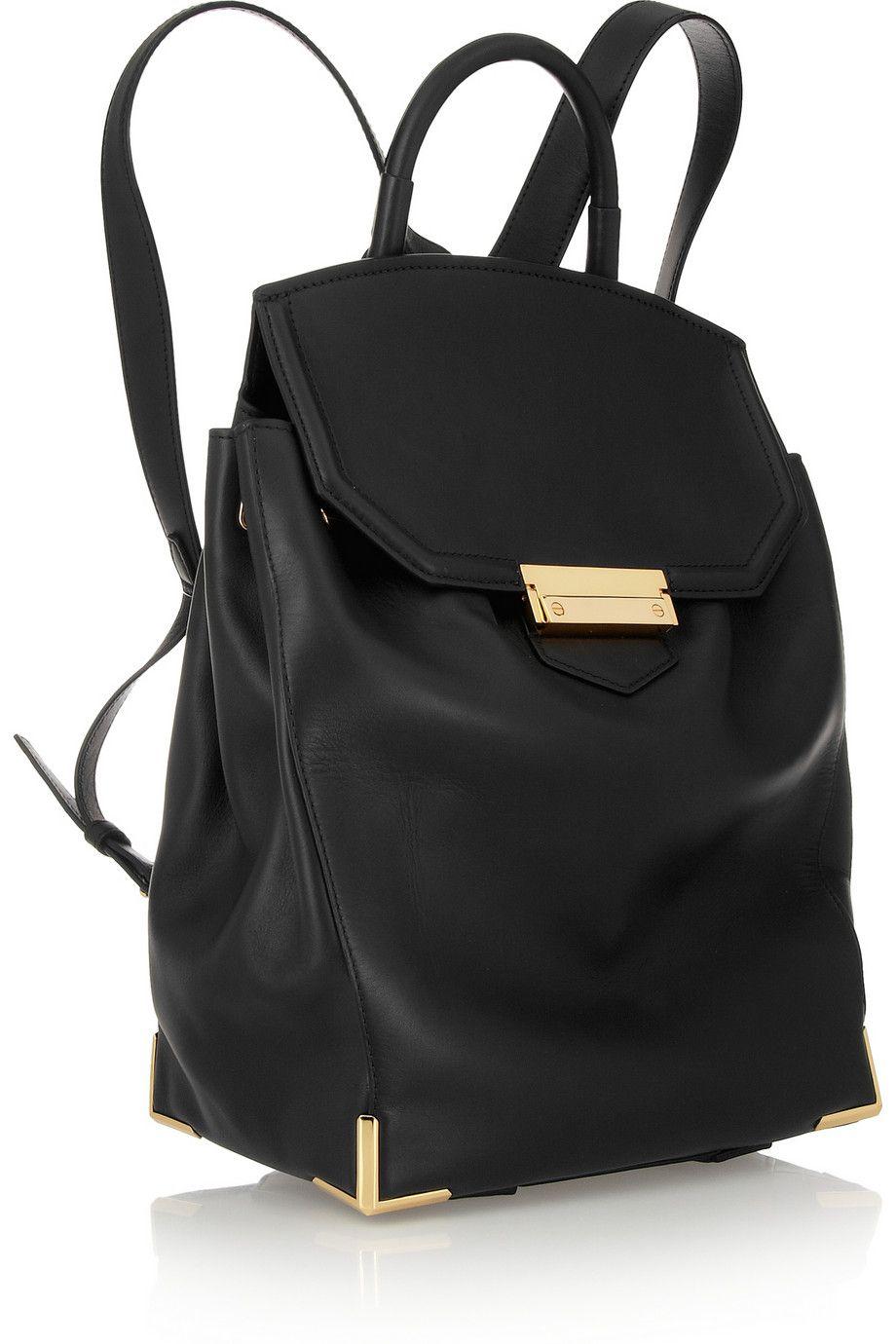 ALEXANDER WANG Prisma Skeletal leather backpack