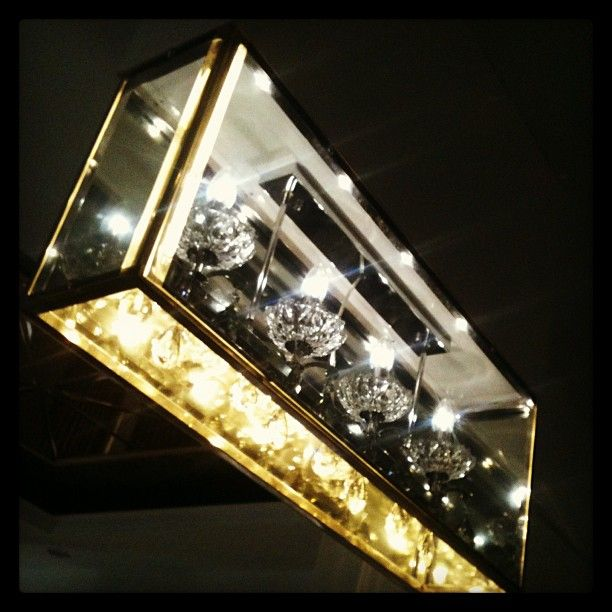 Lampu Tandatanganku #lampu #lampukristal #lamp #crystal #lampdesign #rumahregina #produknyaChairul