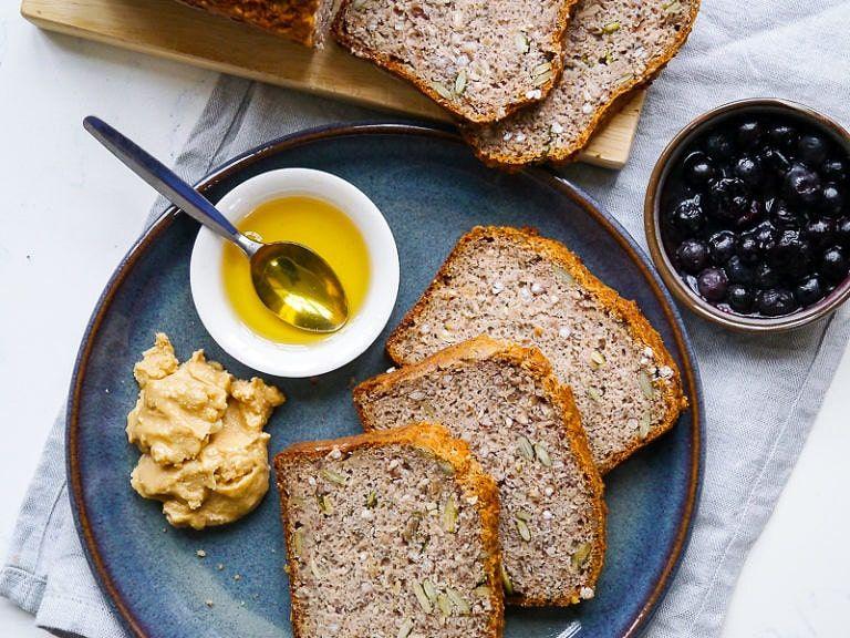 Gluten Free Vegan Buckwheat Bread Recipe Buckwheat