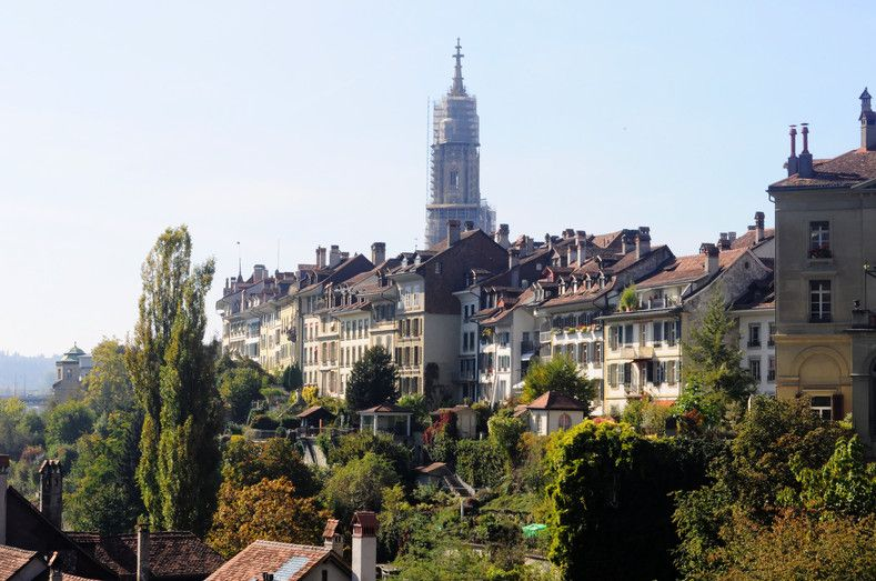 schweiz hauptstadt