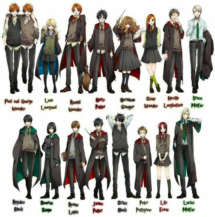 Harry Potter Series One Shots X Reader Professor Harry Ron Neville Draco Twins Oliver X Reader Harry Potter Anime Harry Potter Characters Harry Potter Sirius