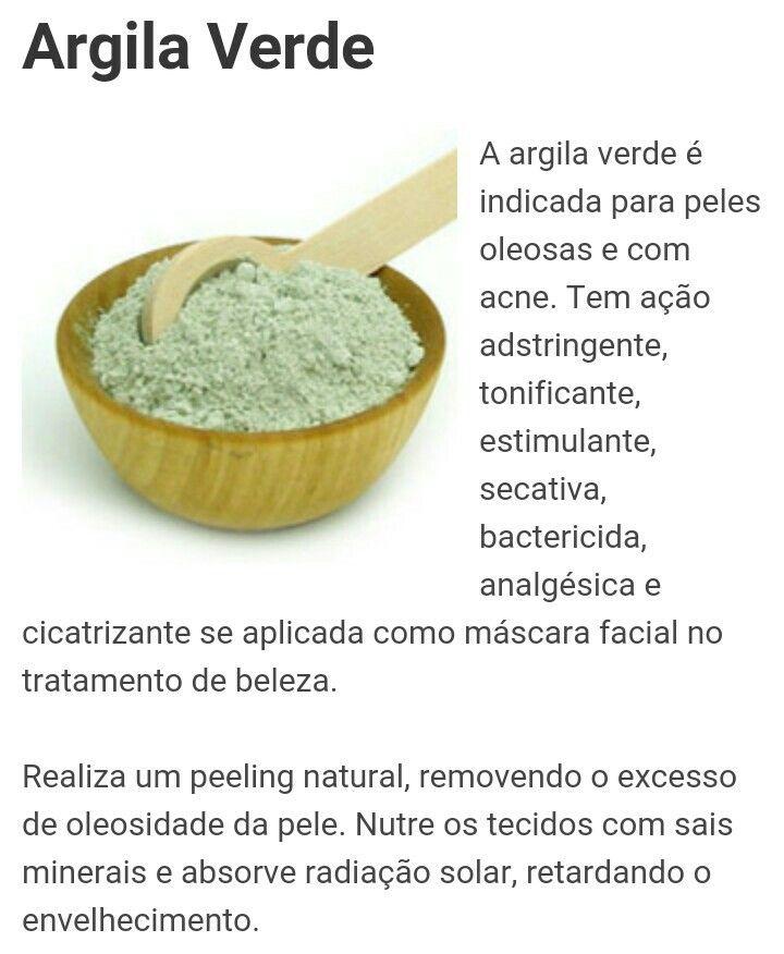 Argila Verde Tratamento De Beleza Diy De Beleza Dicas De