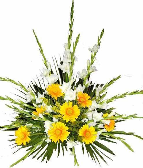 Arreglos Florales Con Gladiolos Para Iglesias Buscar Con