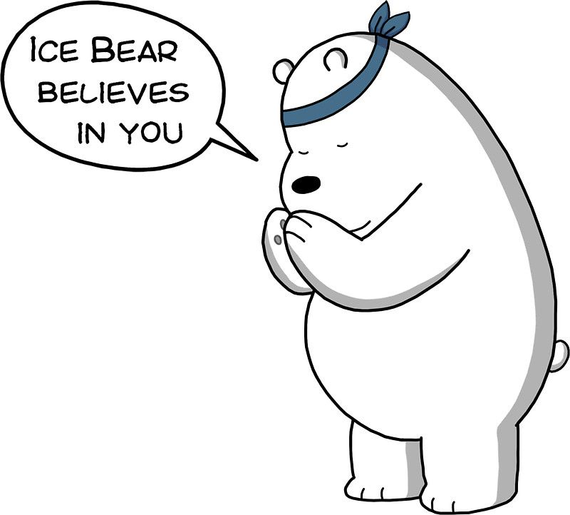Ice Bear Always Will Escandalosos Dibujos De Escandalosos Tatuajes De Osos