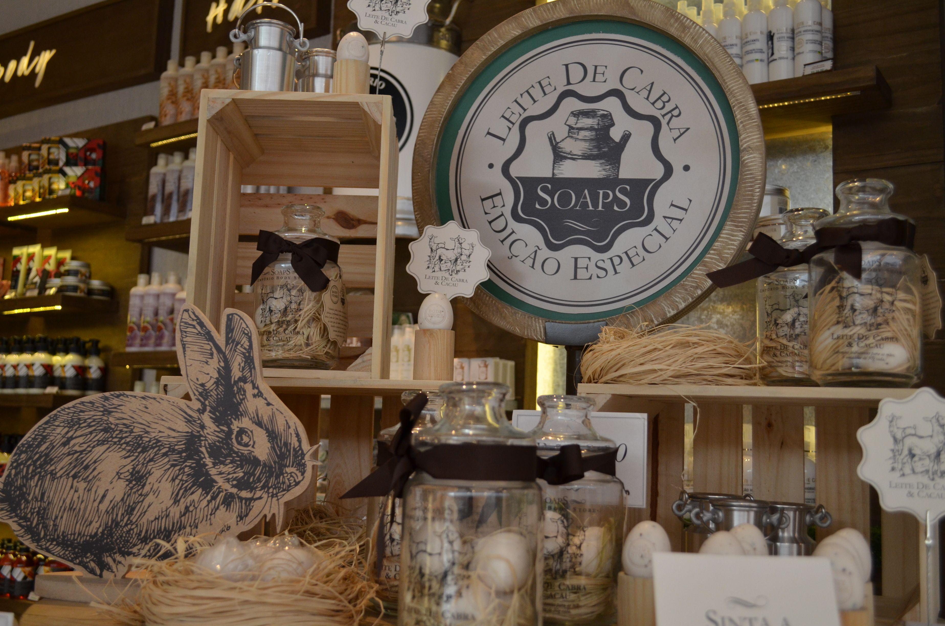 Sabonetes Empório Body Store