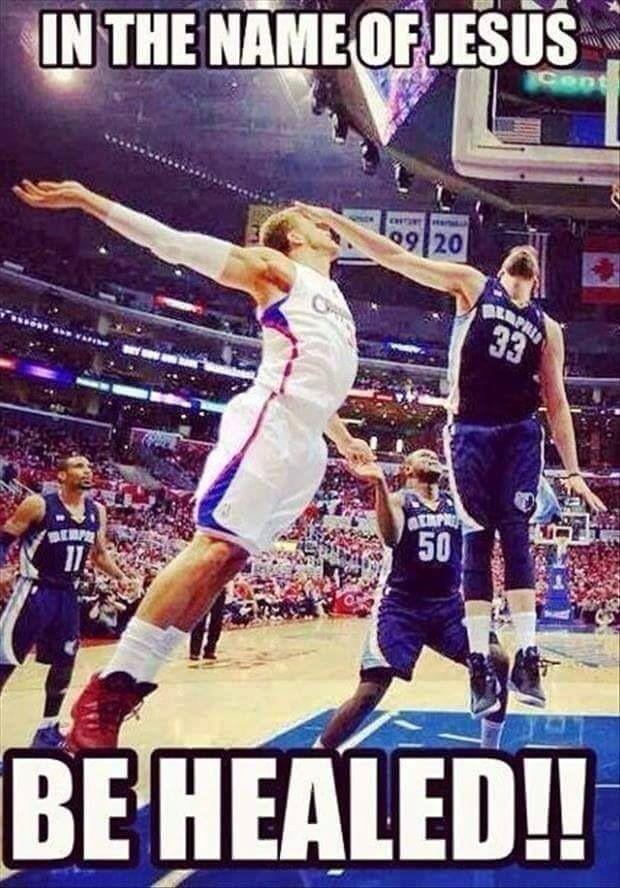 NBA funnies