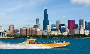 Seadog Cruises Travel Boat Tours Speed Boats Navy Pier Chicago