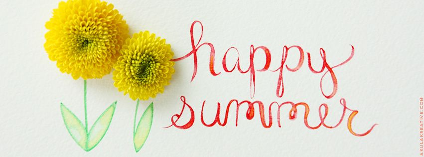 Image result for happy summer facebook cover photos