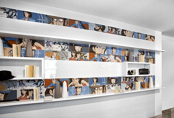 керамическая плитка Ceramica Del Conca Lupin   Tile   Pinterest