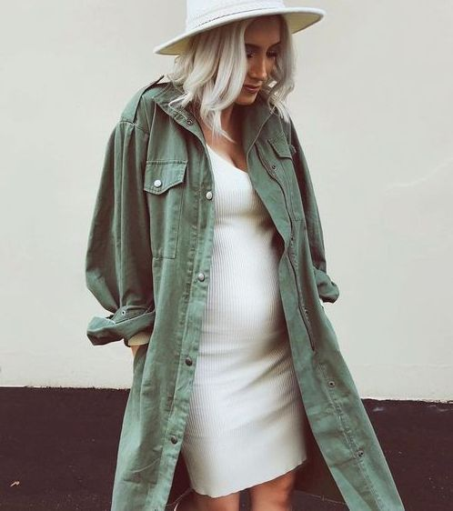 Popular 50+ Comfy and Stylish Maternity Outfits Street Style Looks #comfy #looks... -  Popular 50+ Comfy and Stylish Maternity Outfits Street Style Looks #comfy #looks #maternity #outfit - #Comfy #maternity #maternityfashion #maternityoutfits #Outfits #popular #Street #Style #Stylish #stylishmaternity
