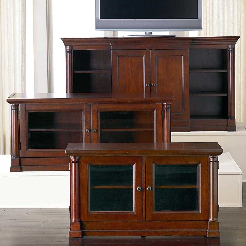 Louis-Philippe Credenzas By Bassett Furniture Feature