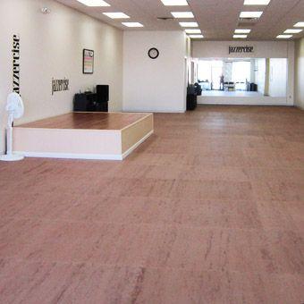 Aerobic Zumba Jazzersize Studio Fitness Flooring