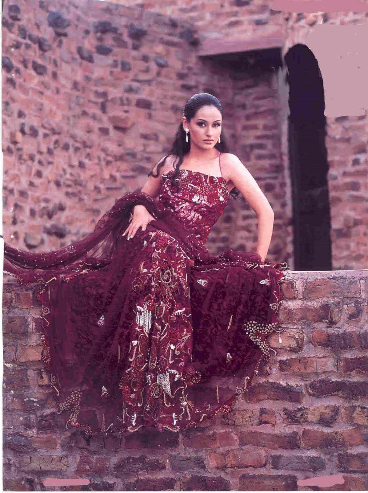Indian Bride dress   ... Bridals   Wedding Planning and Ideas ...