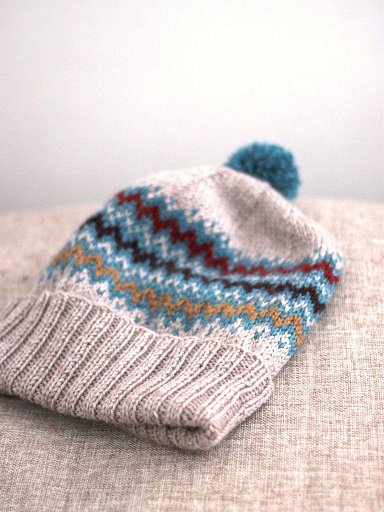 Ravelry: Siksak pattern by Hanna Leväniemi - free knitting