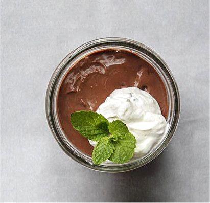 Chocolate Budino - Italian Pudding