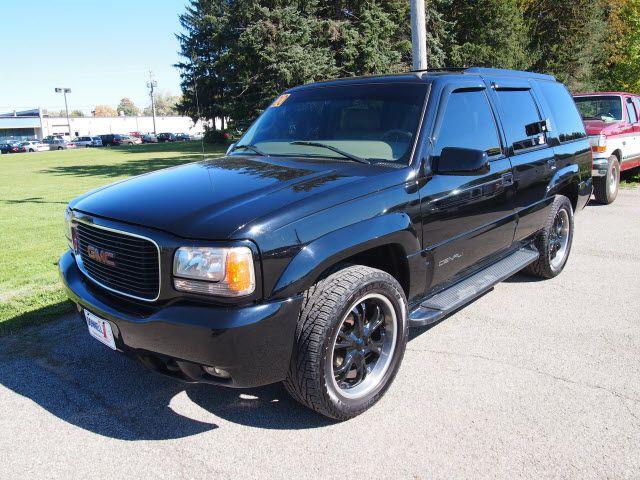 2000 Gmc Yukon Denali 11 995 Donnell Ford Of Boardman 1 888 508