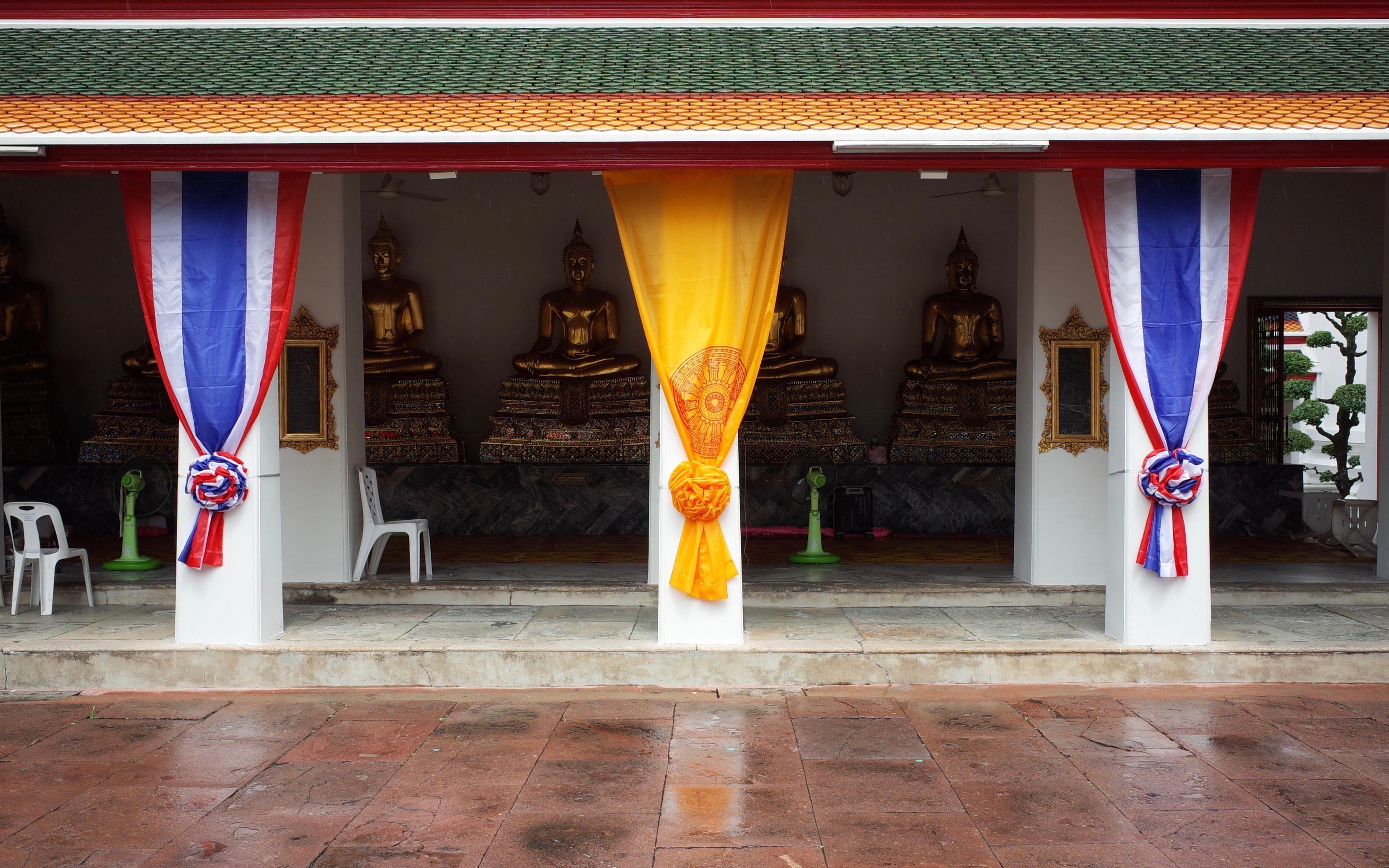 Itap Of The Temple Of The Emerald Buddha Bangkok 3880 2425 Hd