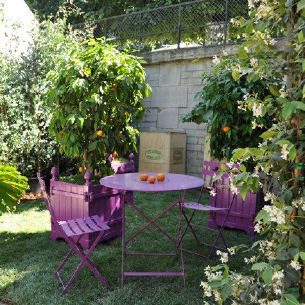 Jardin récup\' ou jardin de luxe, 15 façons de l\'aménager | Jardin ...