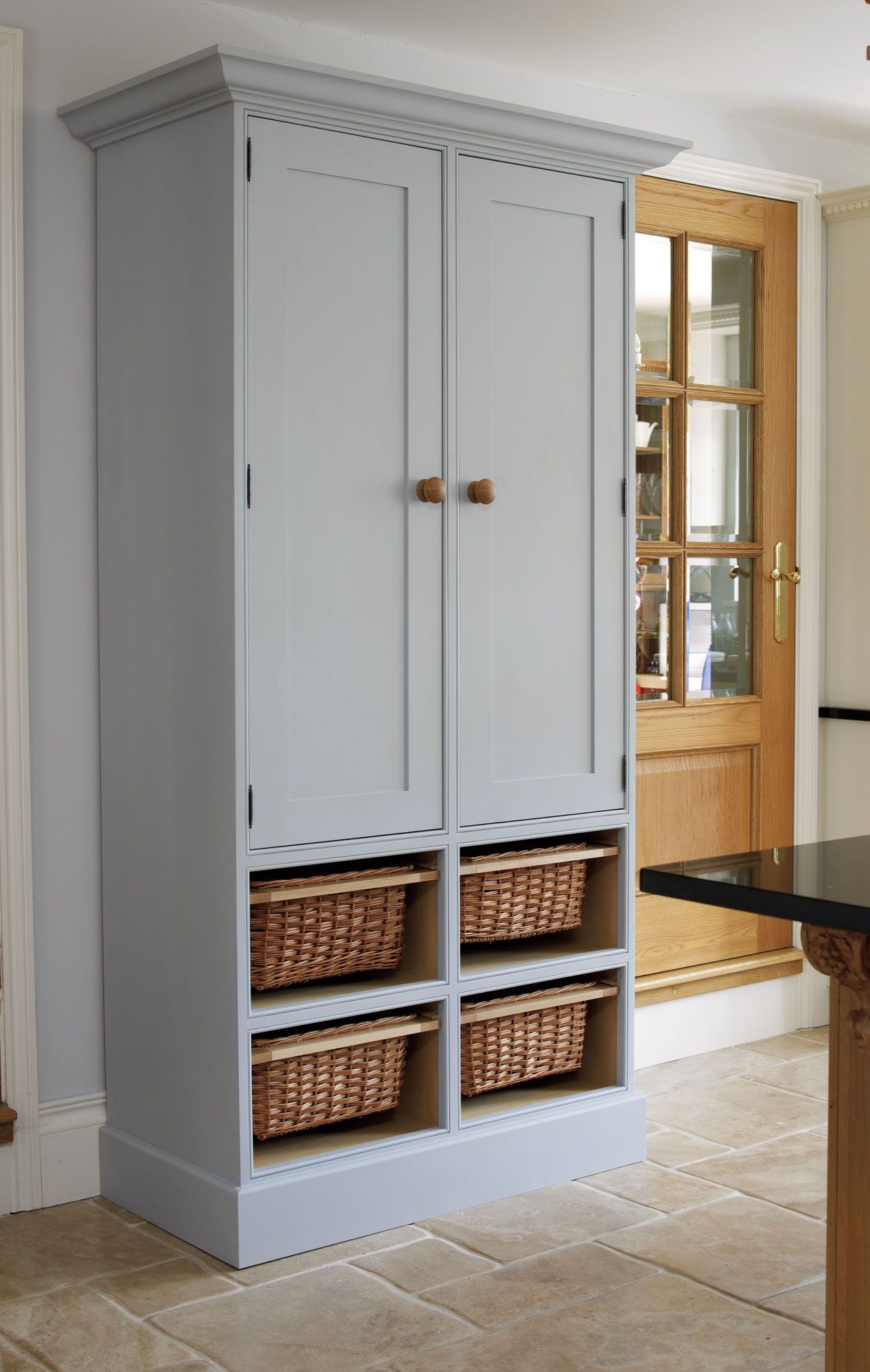 Free Standing Kitchen Larder The Bespoke Furniture