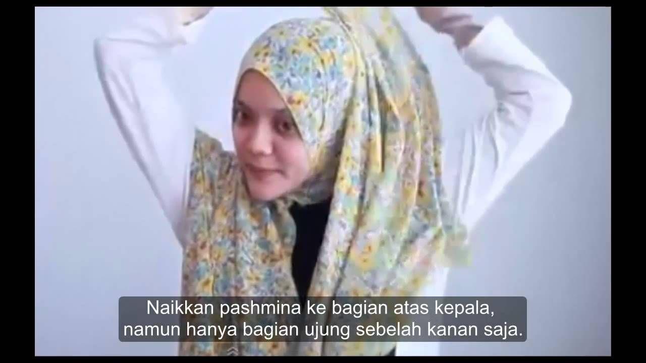 Hijab Tutorial Pashmina Menutup Dada Ms DailyLife HIJAB Chic
