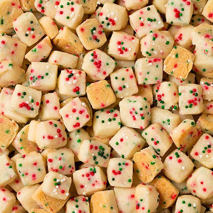 Funfetti Shortbread Bites  - Redbook.com