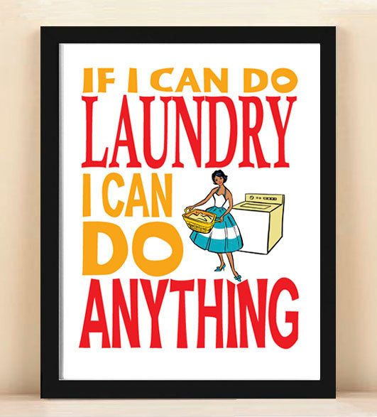 African American Black Poster Laundry Room 8x10 By Graphitegirl 20 00 Laundry Room Art Laundry Room Laundry Room Decor