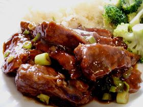 Cooking with Cristine: Mongolian Beef