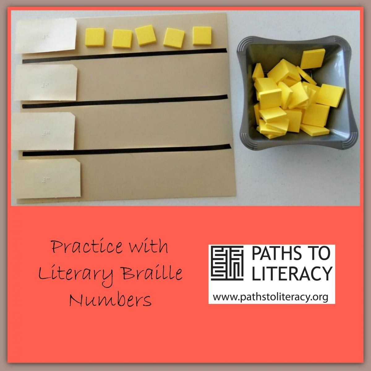 Literary Numbers Activity