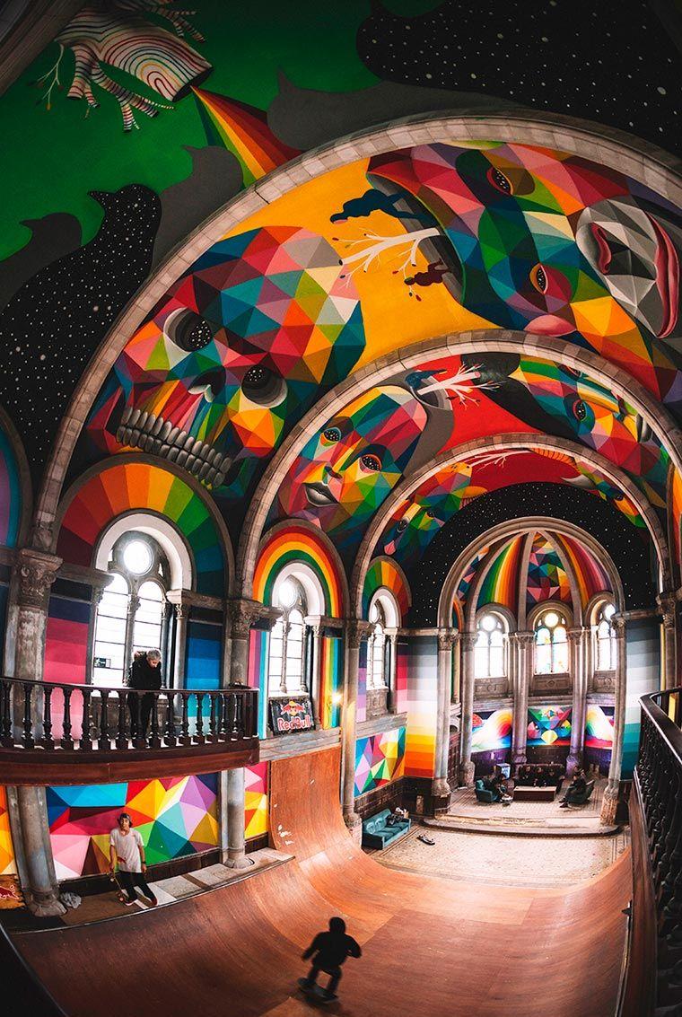 Streetart Jd Street Art Pilgrimmage Pinterest Street Art - Spanish street artist transforms building facades into amazing artworks