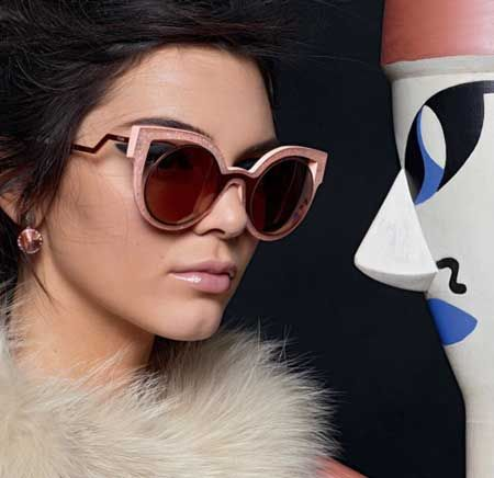 Fendi Sunglasses | Fendi Spring/Summer 2018 Collection. Lunette De Soleil  ...