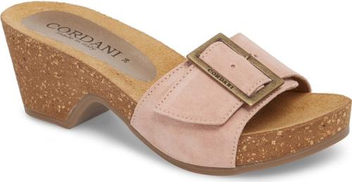 Cordani Arina Slide Sandal in Pink | Pink Pink Shoes