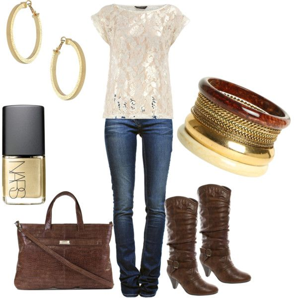 Rugged Lace Fashion, Cute spring outfits, Clothes