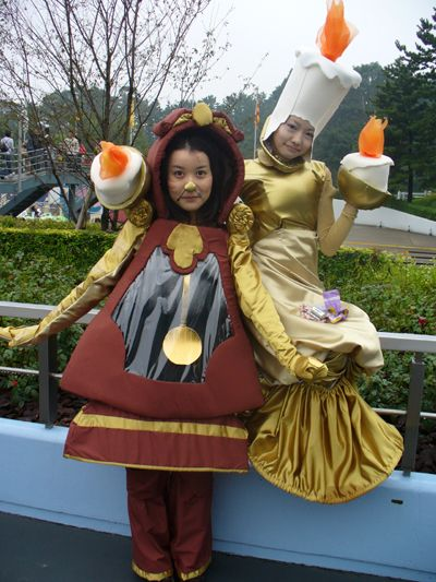 disney Make your own costumes the beauty and the beast mistress