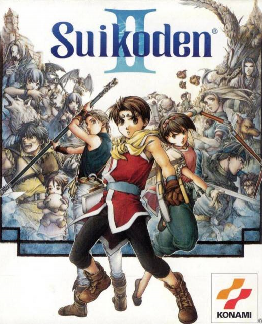 Pin by Iyan Hatsune on Suikoden Suikoden, Playstation