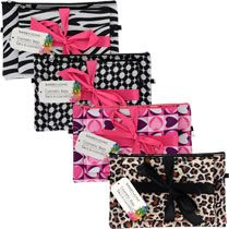 Bulk Zippered Cosmetic Bags 2 Ct Packs At Dollartree Com On A