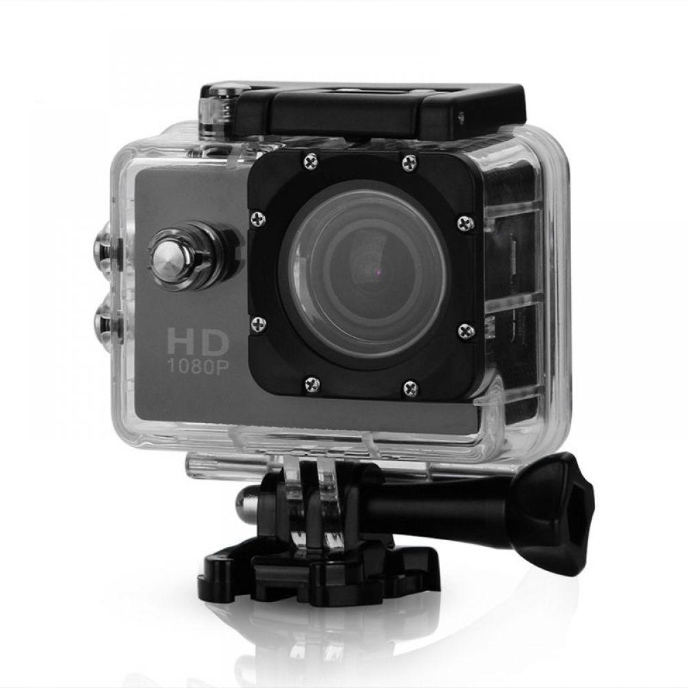 Waterproof Sport FULL HD Camera (With images) Waterproof