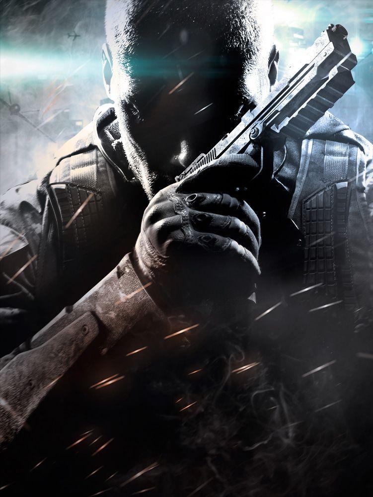 Call of Duty Black Ops 4K Hayvan duvar kağıdı, Silah