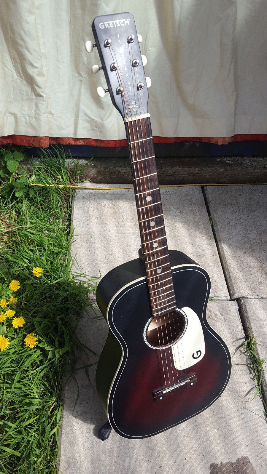 Gretsch Jim Dandy G9500 Acoustic Parlour Guitar Guitar Gretsch Guitars For Sale